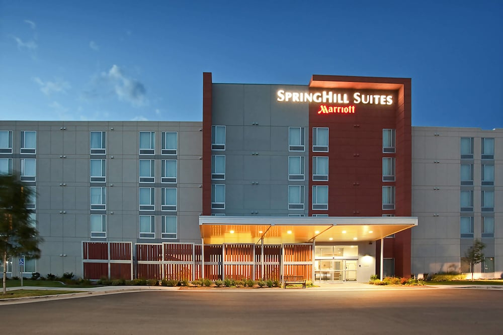 Exterior, SpringHill Suites by Marriott Salt Lake City Airport