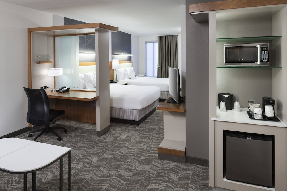Room, SpringHill Suites by Marriott Salt Lake City Airport