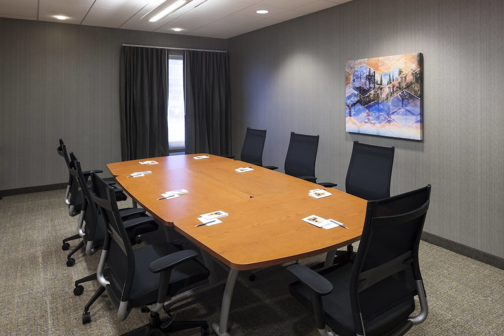 Meeting Facility, SpringHill Suites by Marriott Salt Lake City Airport
