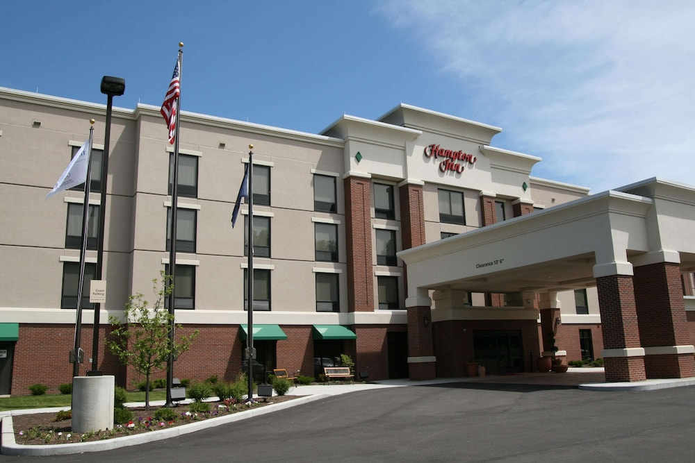 Exterior, Hampton Inn Rochester Webster