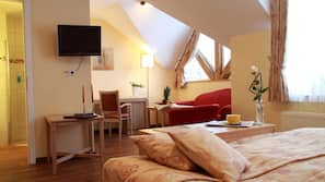 Hochwertige Bettwaren, Daunenbettdecken, Pillowtop-Betten