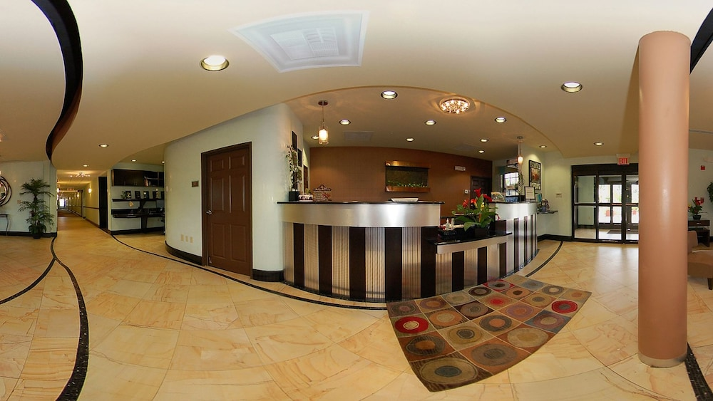 Reception, Best Western Plus Bradenton Gateway Hotel