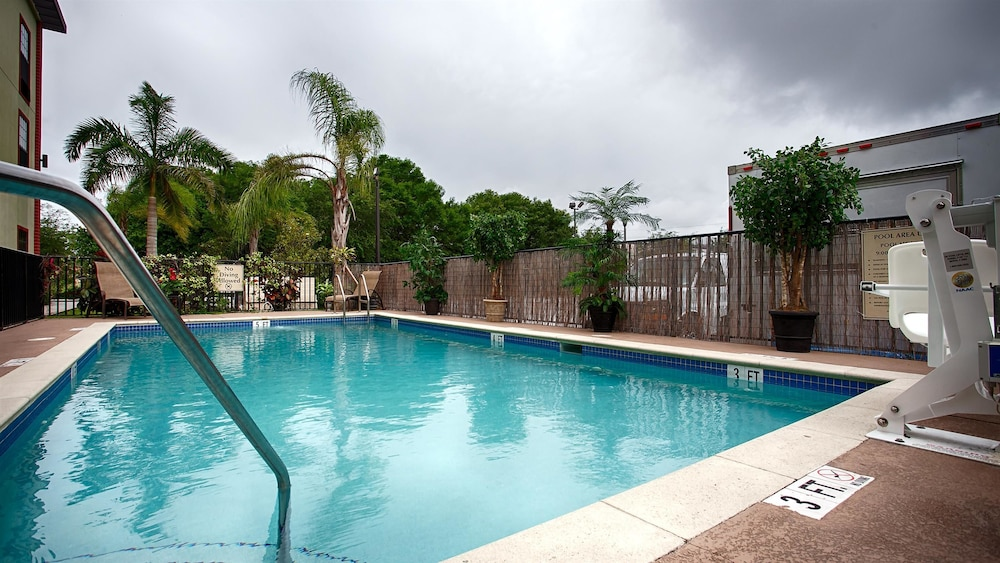 Pool, Best Western Plus Bradenton Gateway Hotel