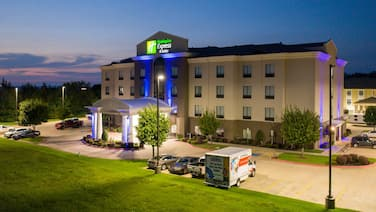Holiday Inn Express Suites Van Buren-Ft Smith Area, an IHG Hotel