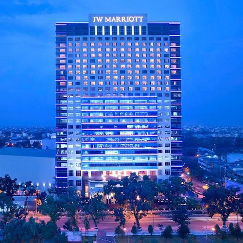 棉兰JW万豪酒店