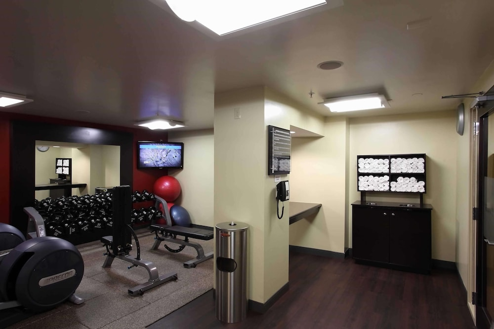 Fitness Facility, DoubleTree by Hilton El Paso Downtown