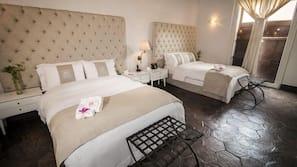 Premium bedding, minibar, in-room safe, blackout curtains