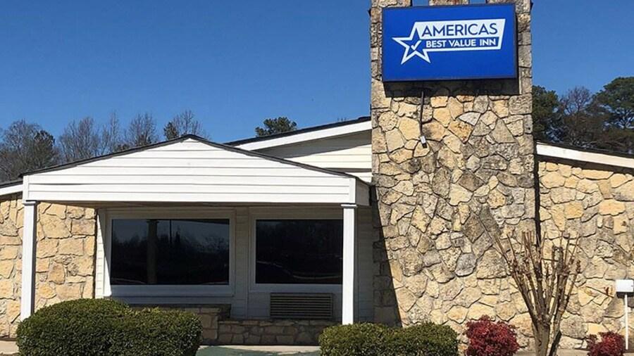Americas Best Value Inn Conyer