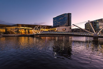 South Wharf, 2 Convention Centre Pl, Melbourne VIC 3006, Australia.