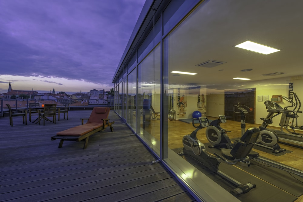 Fitness Facility, Hermitage Hotel Prague