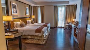 1 chambre, coffres-forts dans les chambres, ameublement personnalisé