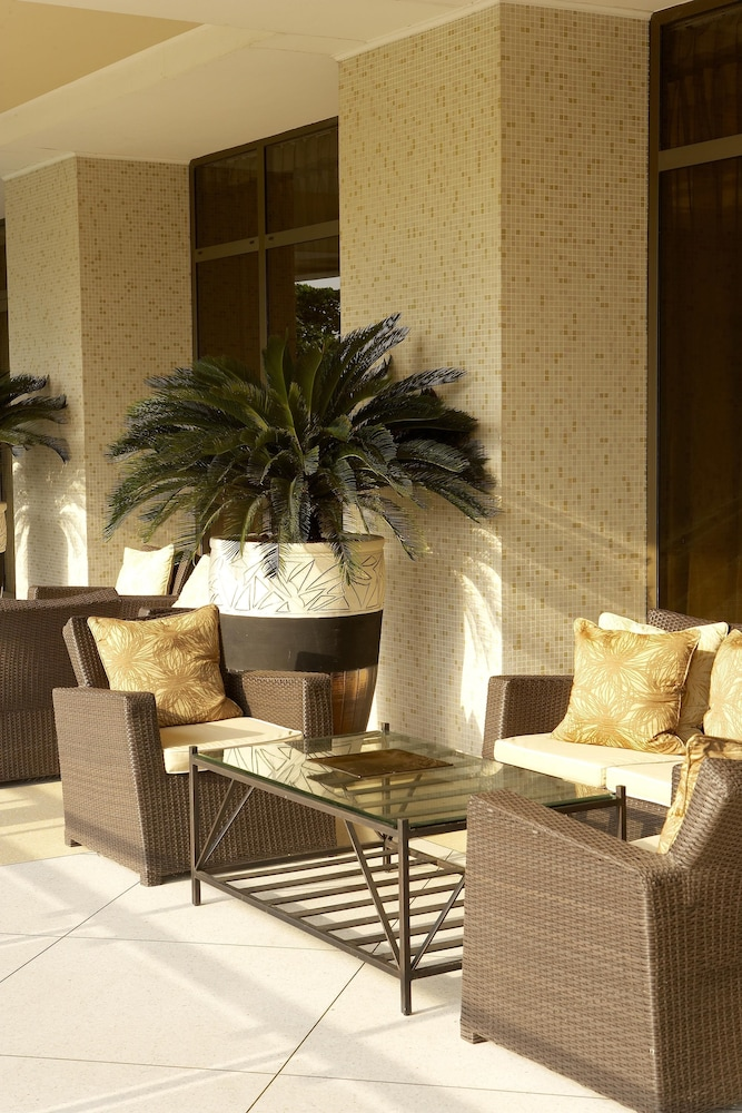 Terrace/Patio, The Federal Palace Hotel & Casino