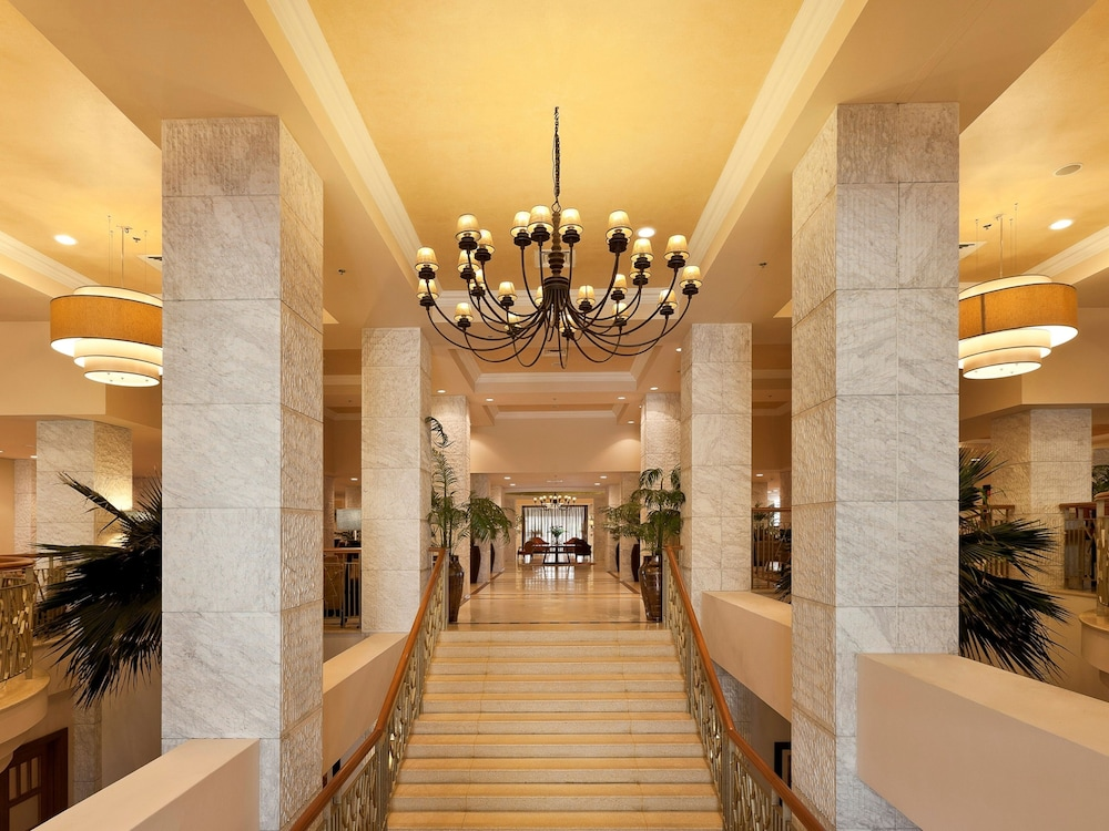 Lobby, The Federal Palace Hotel & Casino