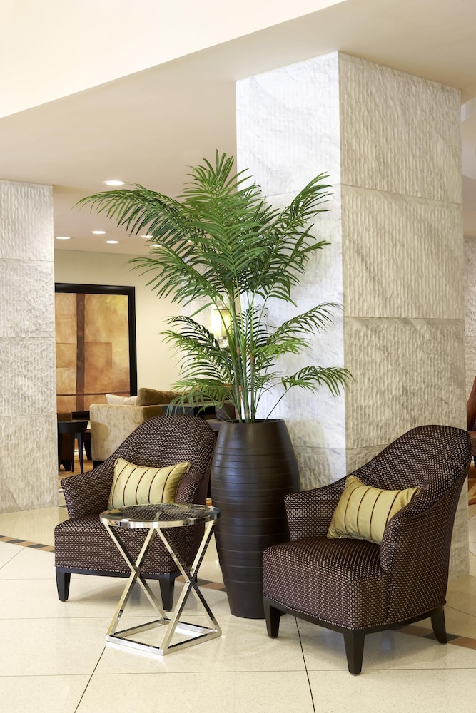 Lobby Sitting Area, The Federal Palace Hotel & Casino