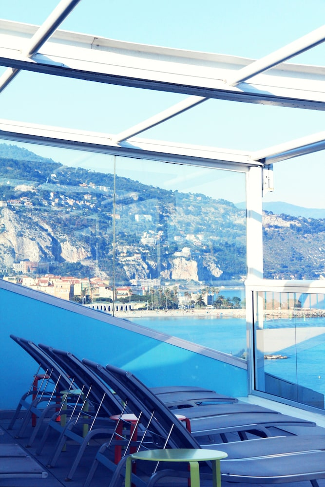 View from Property, Hotel Riva Art & Spa