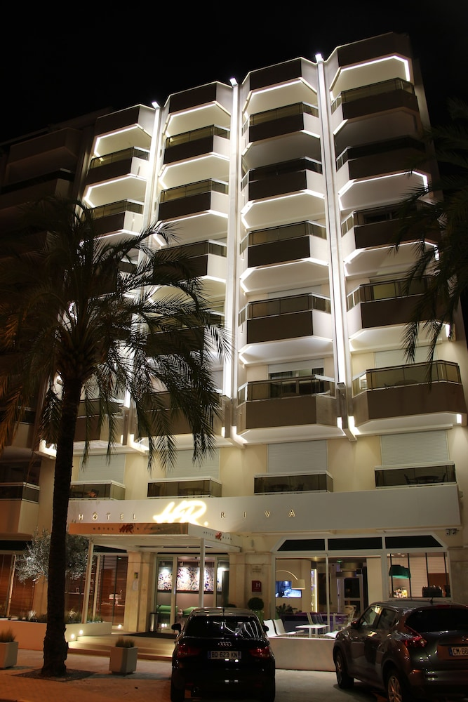 Front of Property - Evening/Night, Hotel Riva Art & Spa