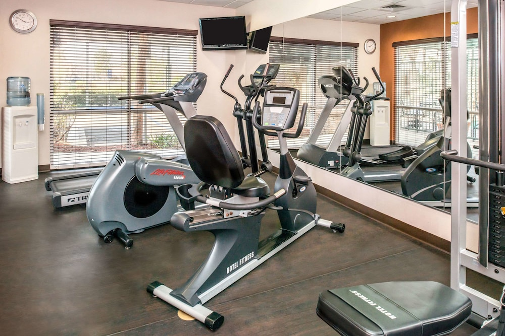 Fitness Facility, Comfort Suites Ontario Airport Convention Center