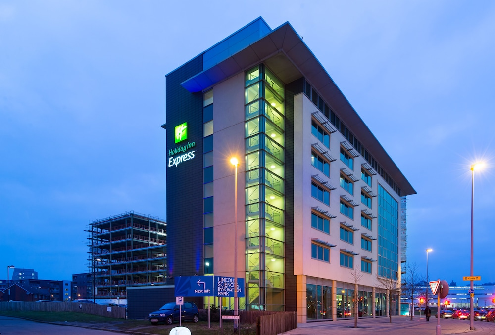 Holiday Inn Express Lincoln City Centre Lincoln