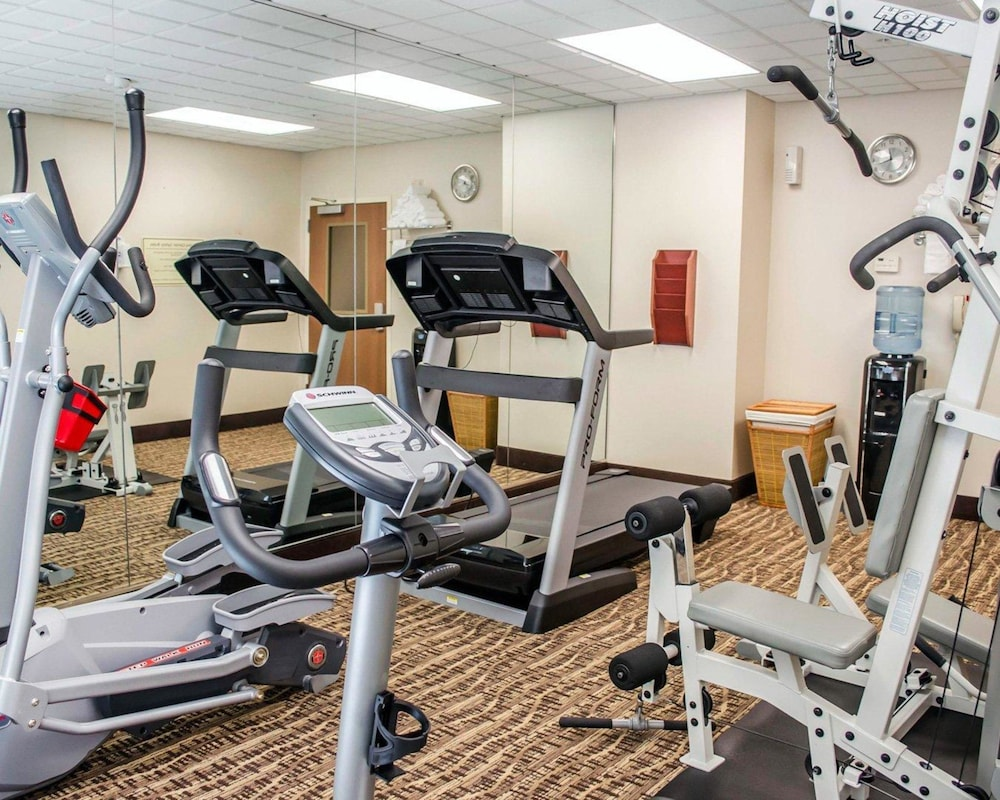 Fitness Facility, Comfort Inn & Suites Crestview