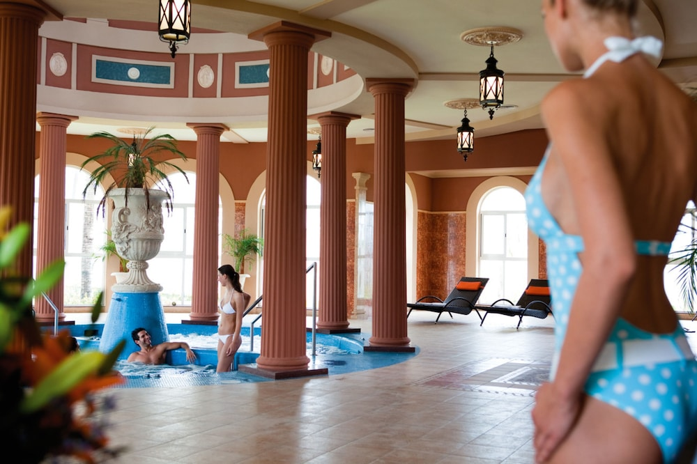 Indoor Pool, Riu Emerald Bay All Inclusive