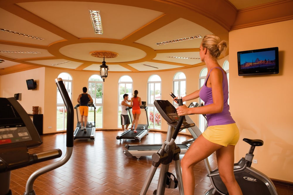 Gym, Riu Emerald Bay All Inclusive