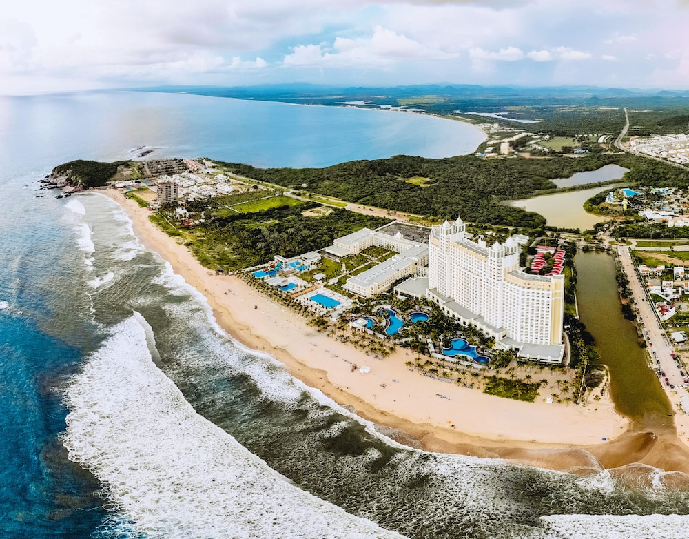 Aerial View, Riu Emerald Bay All Inclusive