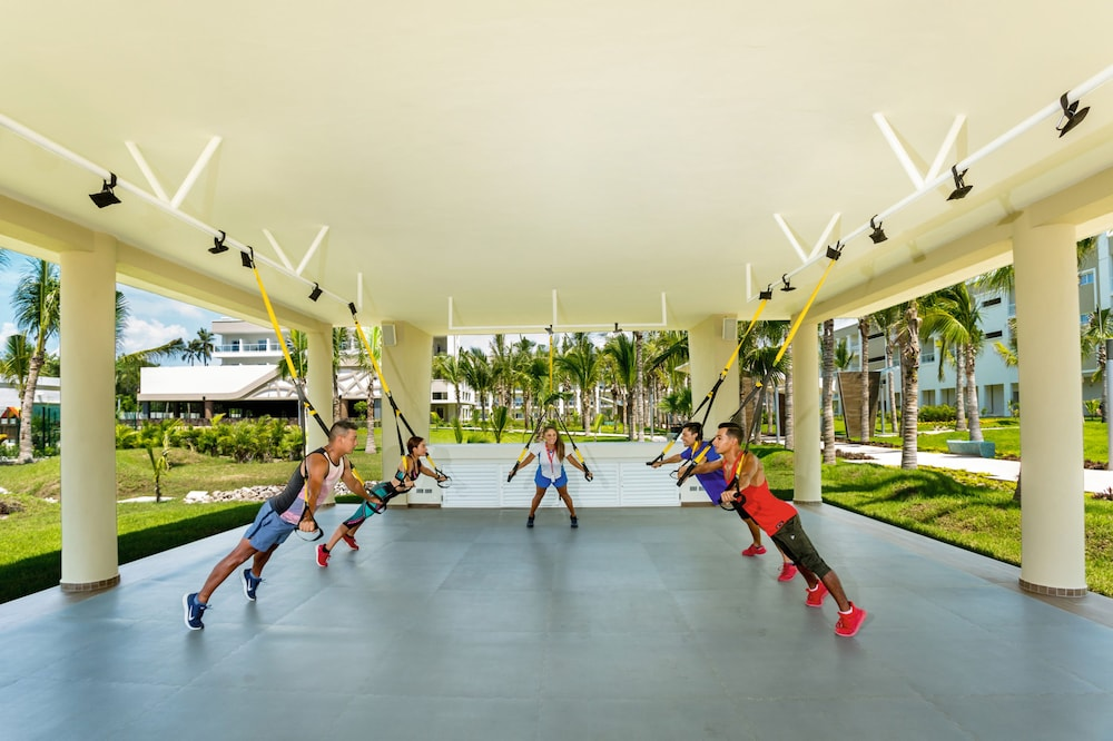 Fitness Facility, Riu Emerald Bay All Inclusive