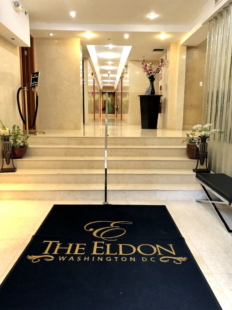 Interior Entrance, The Eldon Luxury Suites