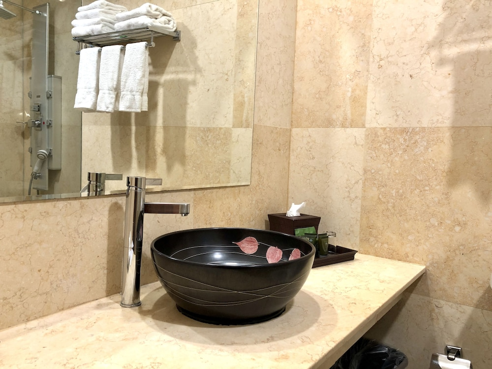 Bathroom Sink, The Eldon Luxury Suites