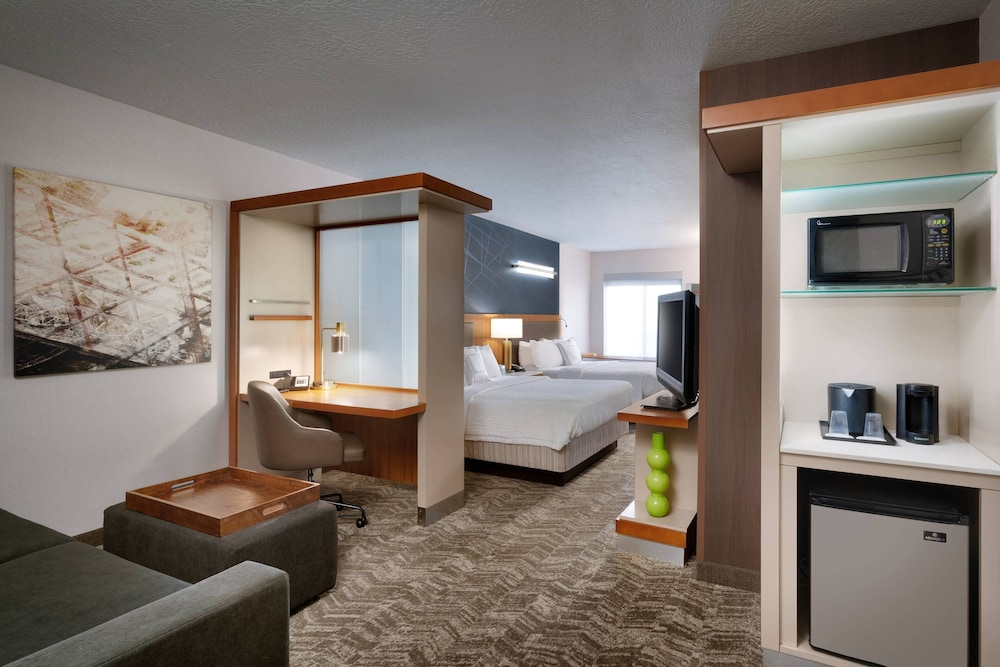 Room, SpringHill Suites by Marriott Provo