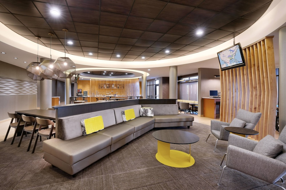 Lobby, SpringHill Suites by Marriott Provo