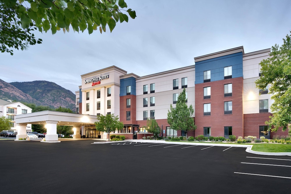 Exterior, SpringHill Suites by Marriott Provo