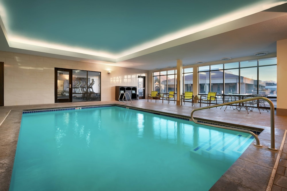 Indoor Pool, SpringHill Suites by Marriott Provo