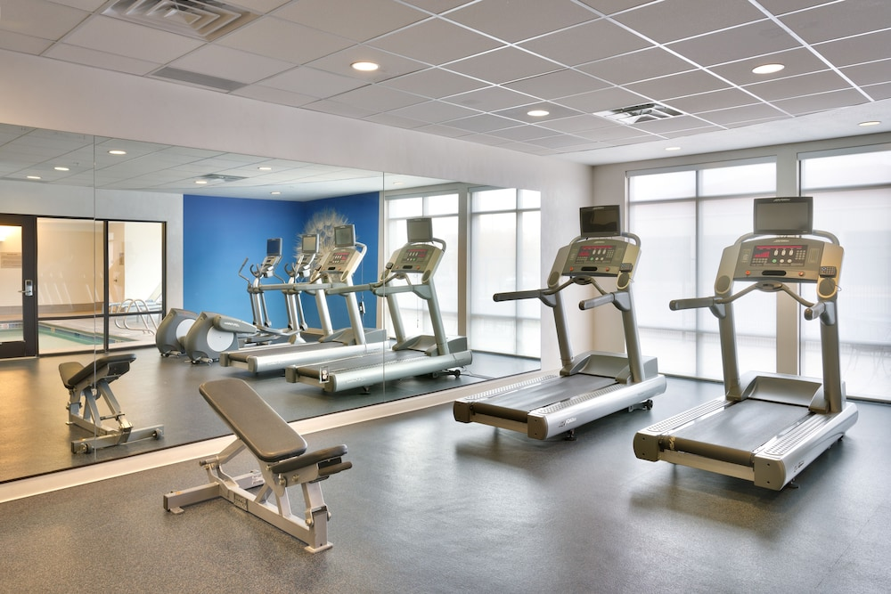 Fitness Facility, SpringHill Suites by Marriott Provo
