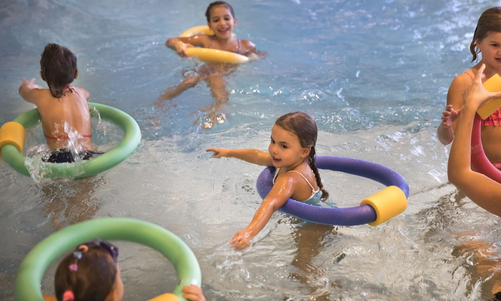 Children's Pool, Family Hotel Amarin, Rovinj