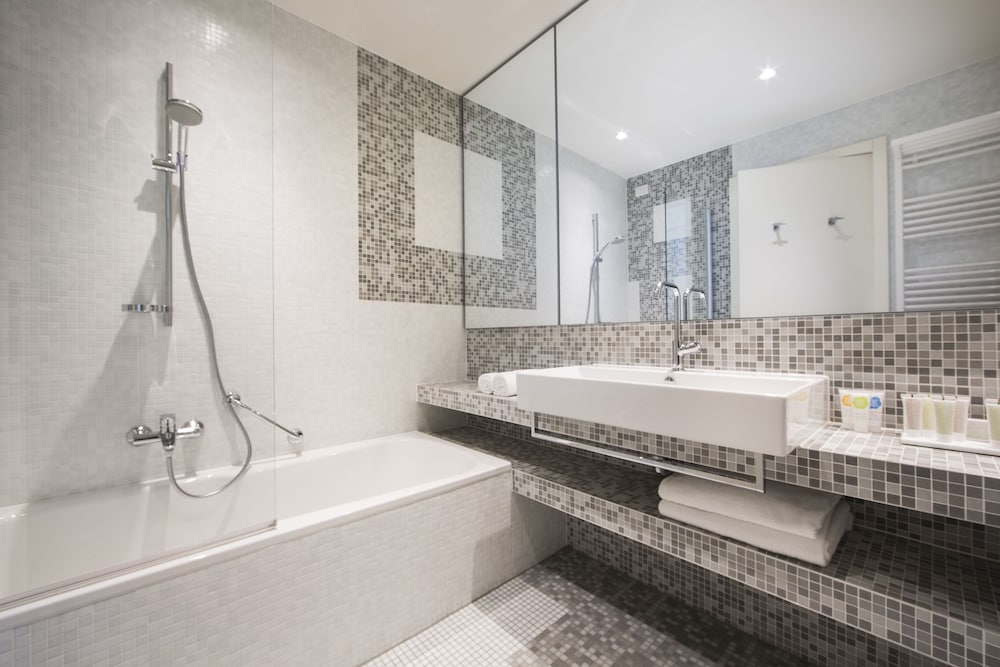 Bathroom, Family Hotel Amarin, Rovinj