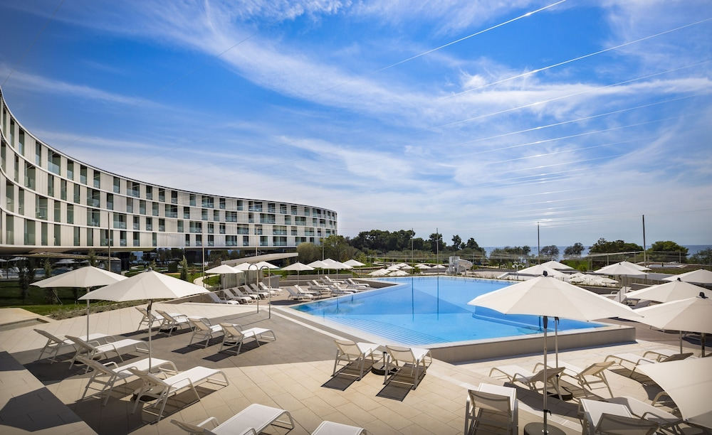 Outdoor Pool, Family Hotel Amarin, Rovinj