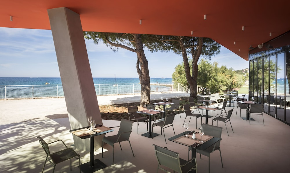 Outdoor Dining, Family Hotel Amarin, Rovinj