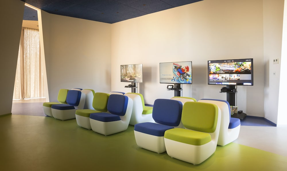 Children's Play Area - Indoor, Family Hotel Amarin, Rovinj