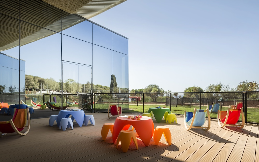 Children's Play Area - Outdoor, Family Hotel Amarin, Rovinj