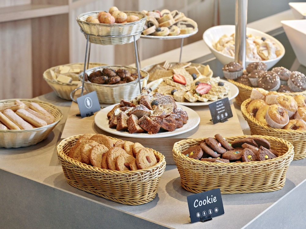 Breakfast buffet, Family Hotel Amarin, Rovinj