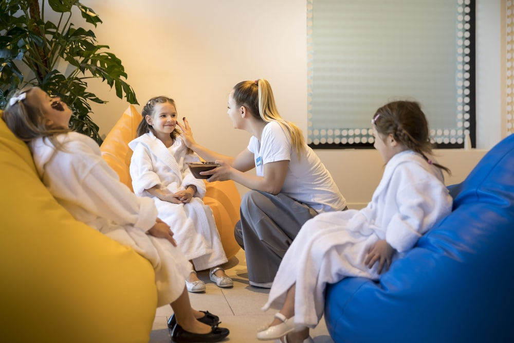 Treatment Room, Family Hotel Amarin, Rovinj