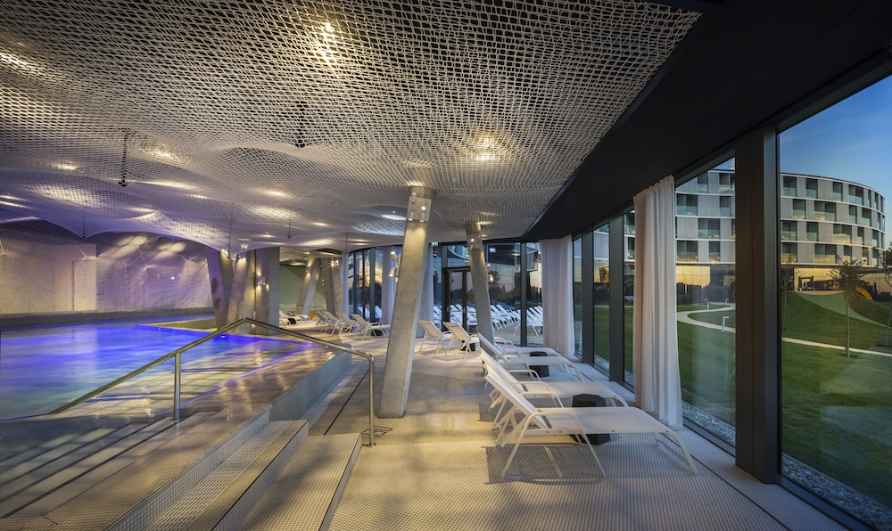 Indoor Pool, Family Hotel Amarin, Rovinj