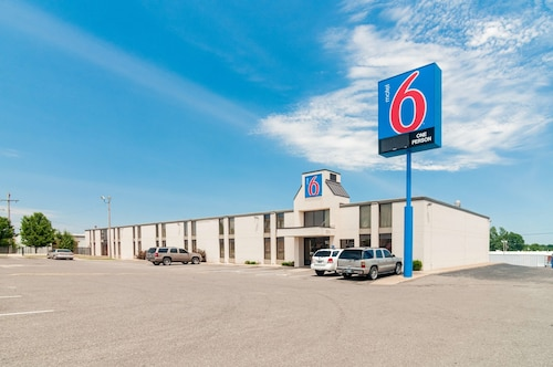 Motel 6 Oklahoma City, Ok South