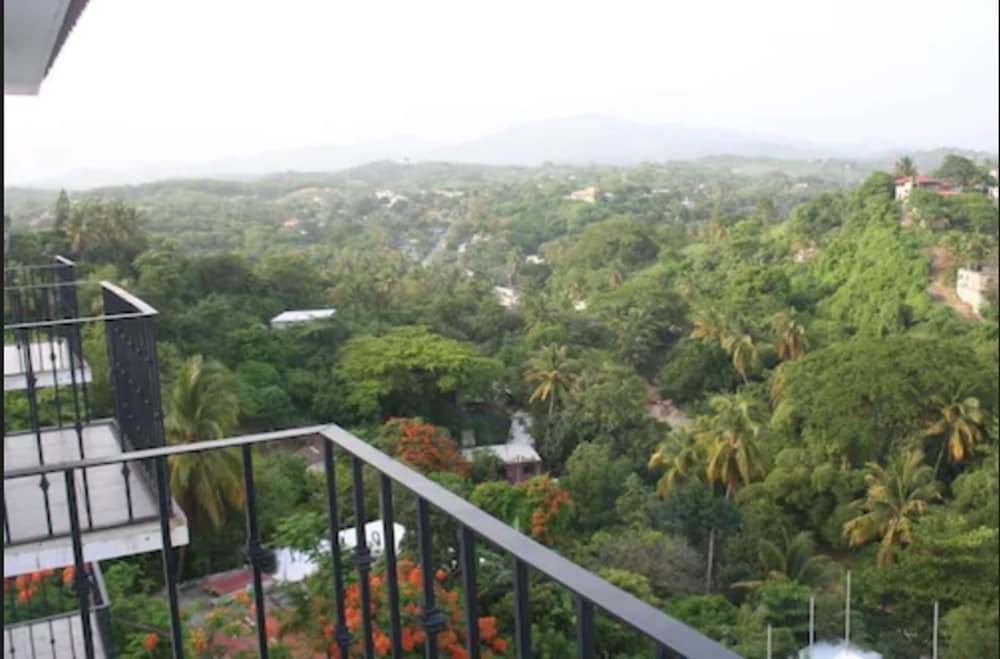 View from Property, Caracol Plaza