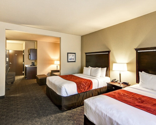 Comfort Suites Arlington - Entertainment District