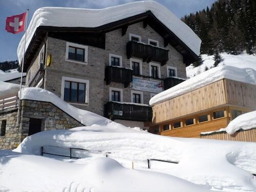 Chalet Stella Alpina Hotel and Wellness Spa