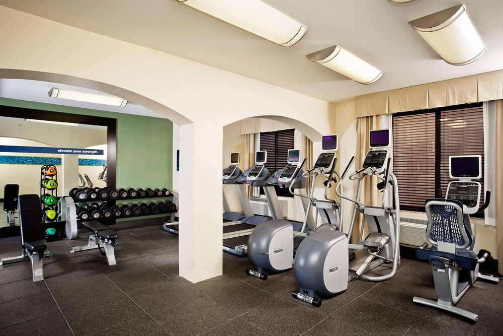 Fitness Facility, Hampton Inn & Suites Arroyo Grande/Pismo Beach Area