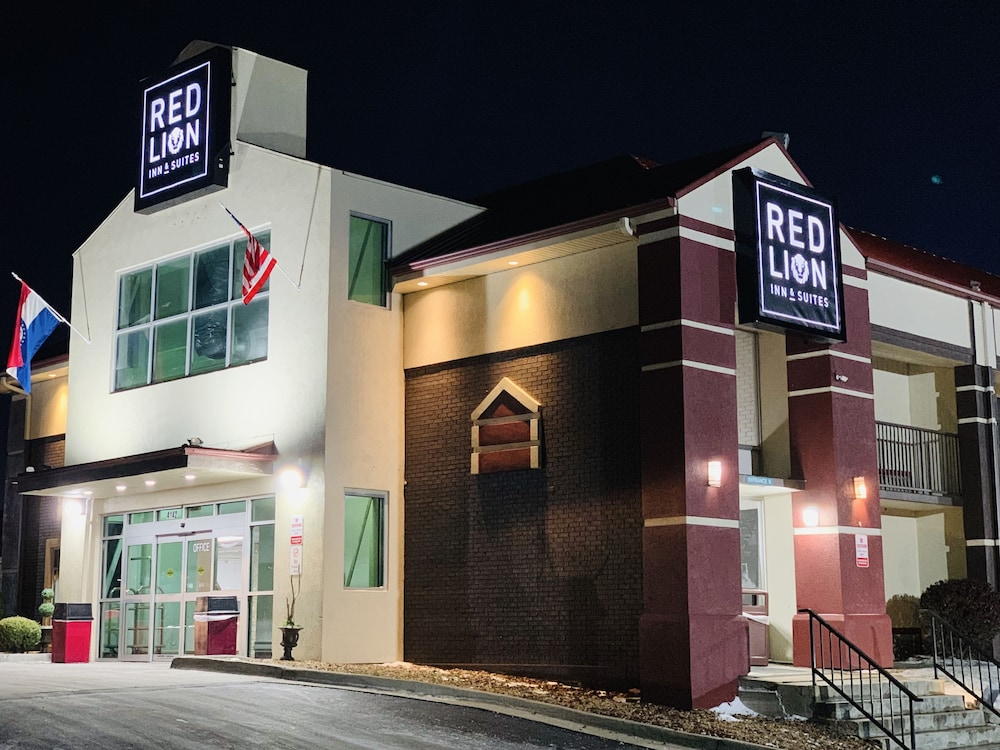 Red Lion Inn & Suites Kansas City Independence: 2019 Room
