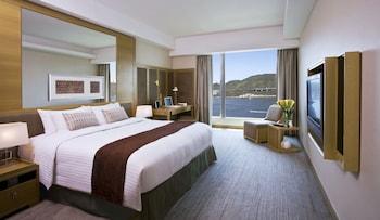 香港のディズニーランドに行くのにおすすめの格安ホテルを教えてください